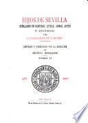 Hijos de Sevilla señalados en santidad