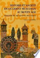 Histoire et société en Occident musulman au Moyen Âge