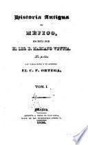 Historia antigua de Méjico