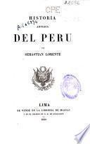 Historia antigua del Perú