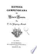 Historia compendiada del Reino de Navarra