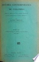Historia contemporanea de Colombia