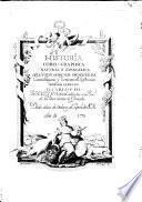 Historia coro-graphica, natural y evangelica de la Nueva Andalucia, provincias de Cumaná, Guayana y Vertientes del Rio Orinoco. [With a map.]