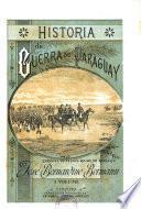 Historia da guerra do Paraguay