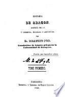 Historia de Aragon