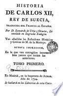 Historia de Carlos XII de Suecia, 1