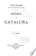 Historia de Cataluña ...