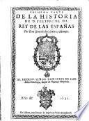 Historia de Don Felippe et IV. rey de las Espanas