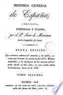 Historia de España, 2