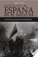 Historia de España en el siglo XX - 1