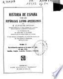 Historia de España y de las repúblicas latino-americanas
