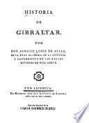 Historia de Gibraltar