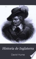 Historia de Inglaterra: (1844. 748 p.)