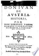 Historia de Juan de Austria