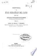 Historia de Juan Sebastian del Cano
