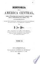 Historia de la América central