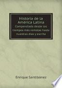 Historia de la Am?rica Latina