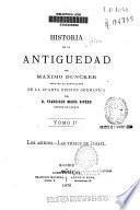 Historia de la antigüedad