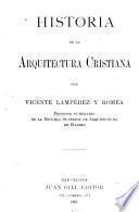 Historia de la arquitectura cristiana