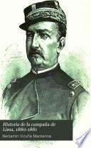 Historia de la campaña de Lima, 1880-1881