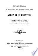 Historia de la ciudad de Herez de la Frontera
