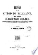 Historia de la ciudad de Salamanca