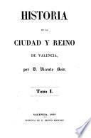 Historia de la ciudad de Valencia