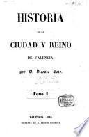 Historia de la ciudad y reino de Valencia