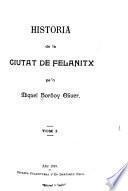 Historia de la ciutat de Felanitx