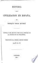 Historia de la civilización en España