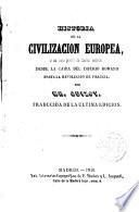 Historia de la civilización europea