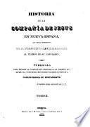 Historia de la Compañía de Jesus en Nueva-España