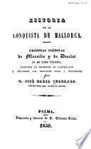 Historia de la conquista de Mallorca