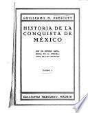Historia de la conquista de México