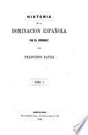 Historia de la dominación española en el Uruguay
