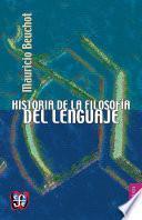 Historia de la filosofía del lenguaje