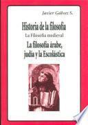 Historia de la Filosofía V La Escolastica