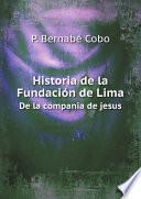 Historia de la fundación de Lima
