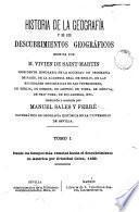 Historia de la geografía y de los descubrimientos geográficos