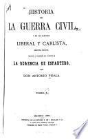 Historia de la guerra civil