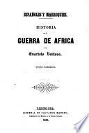 Historia de la guerra de África