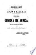 Historia de la guerra de Africa