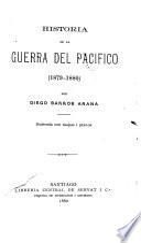 Historia de la guerra del Pacífico, 1879-