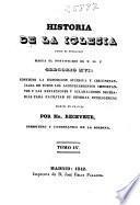 Historia de la Iglesia: (1842)