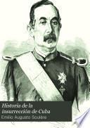 Historia de la insurrección de Cuba (l869-l879)