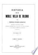 Historia de la noble villa de Bilbao: 1800-1836