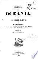 Historia de la Oceania