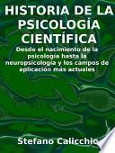 Historia de la psicología científica