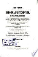 Historia de la Reforma protestante en Inglaterra e Irlanda