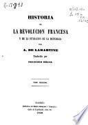 Historia de la Revolución Francesa y de la fundación de la República